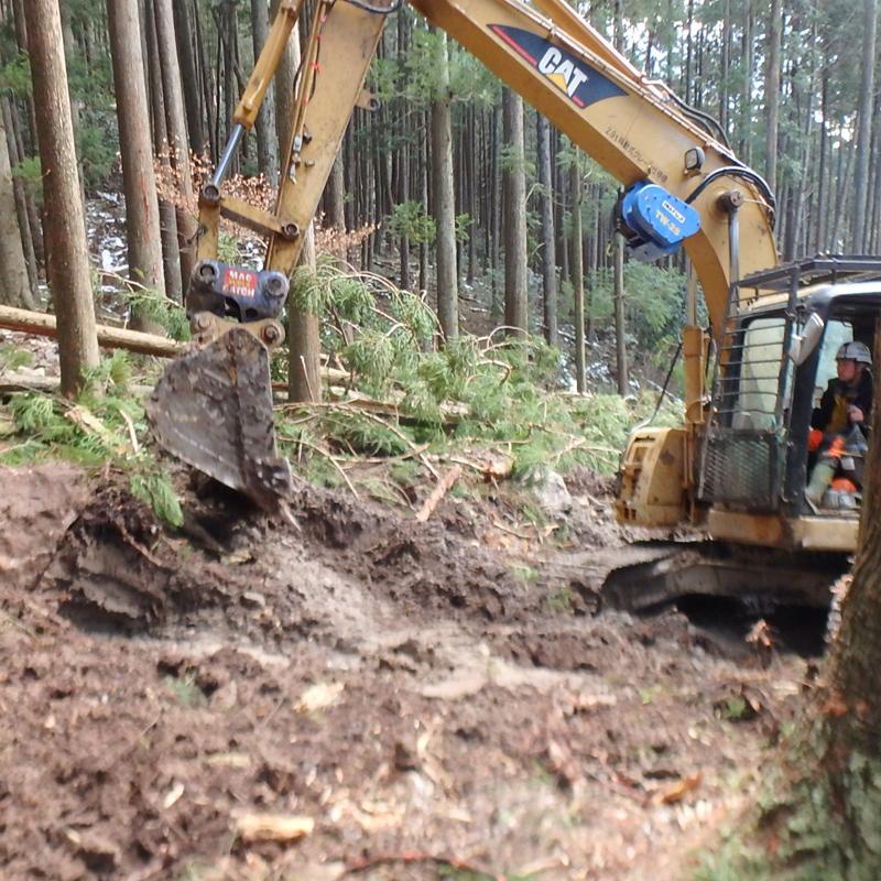 森林作業道